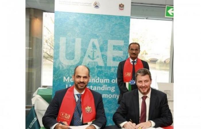 """موانئ أبوظبي و""""روبرت آلن"""" تتعاونان لتطوير أول أسطول للقاطرات البحرية التجارية ذاتية القيادة عالمياً"""