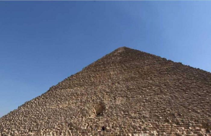 افتتاح هرم عمره 4700 عام في مصر بعد ترميمه