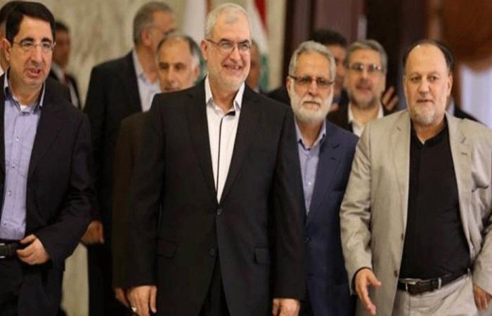 """حزب الله: التعاون مع دمشق وطهران أو """"ثورة شعبية"""""""
