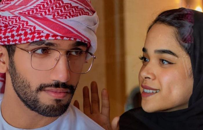 مشاعل الشحي تتدخل بعد حملة التنمر والسخرية ضد زوجها أحمد خميس!