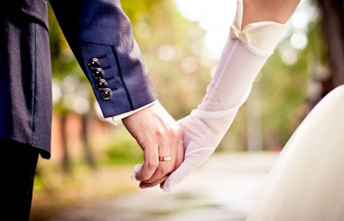 الزواج في زمن الكورونا.. عبر وسائل التواصل!