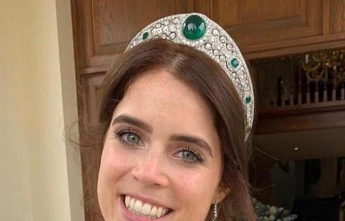 الأميرة يوجيني تحتفل بميلادها الـ 30 وتنشر صورة من زفافها الملكي!