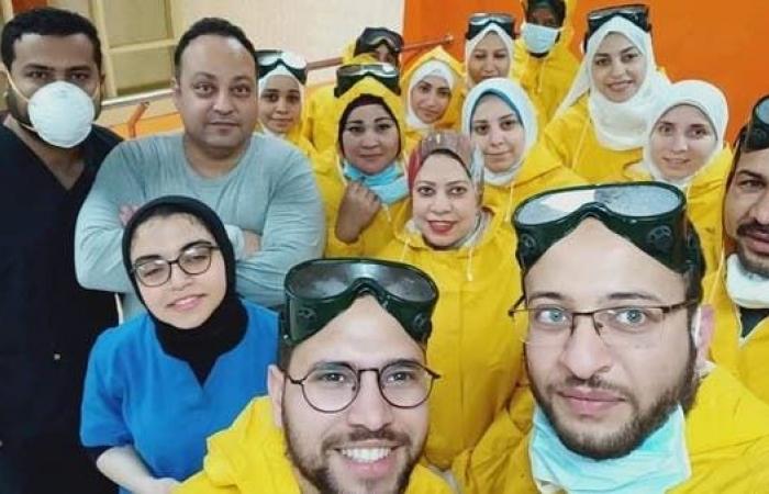 مصر | مصر: 402إصابة بكورونا و20 وفاة