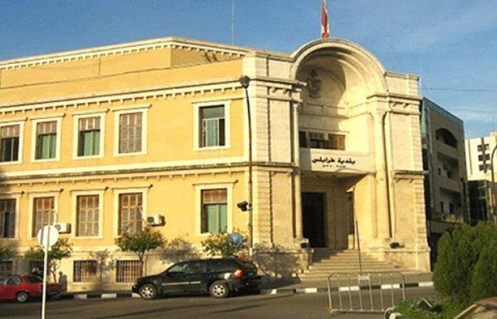 مساهمات مالية من مجلس بلدية طرابلس لمواجهة كورونا