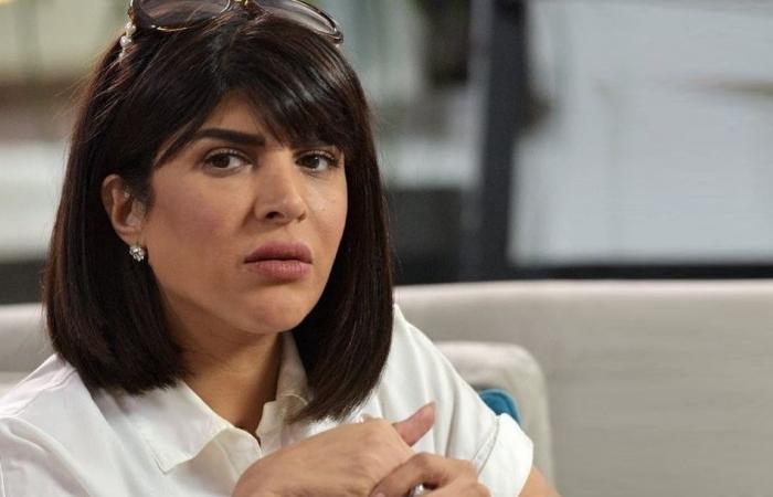 غدير السبتي تبكي بعد تأكد إصابة ابنتها بكورونا.. وربما تلحقها!