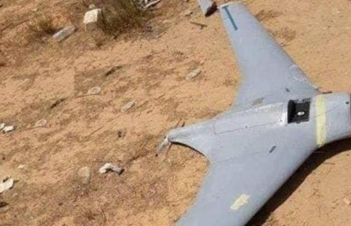 الجيش الليبي يسقط مسيّرة تركية مجهزّة بصواريخ