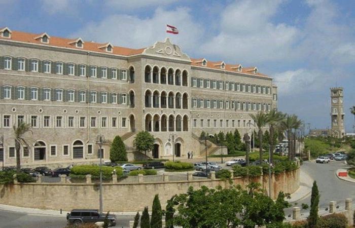 جلسة لمجلس الوزراء الخميس في بعبدا