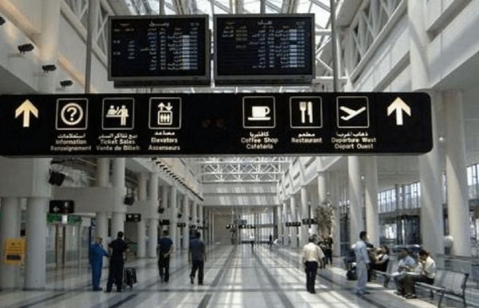 الحكومة متمسكة بإقفال المطار حتى 12 نيسان