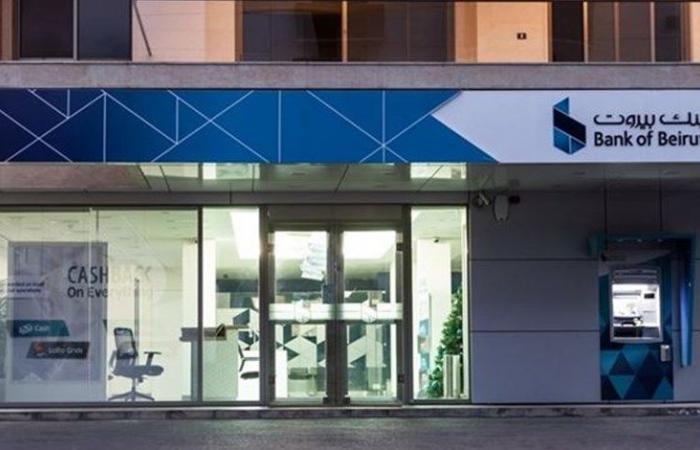 تلبية لاحتياجات عملائه... بنك بيروت يفتح أبوابه في هذه الايام