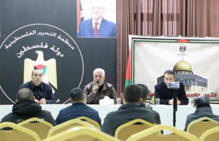 فلسطين يدا واحدة في مواجهة فيروس كورونا