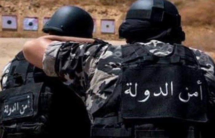 حواجز لأمن الدولة في الدكوانة (صور)