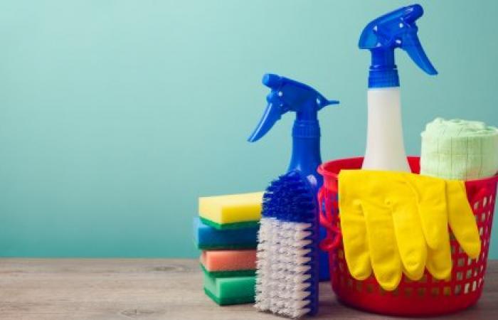 دليل التنظيف الربيعي الخاص بك