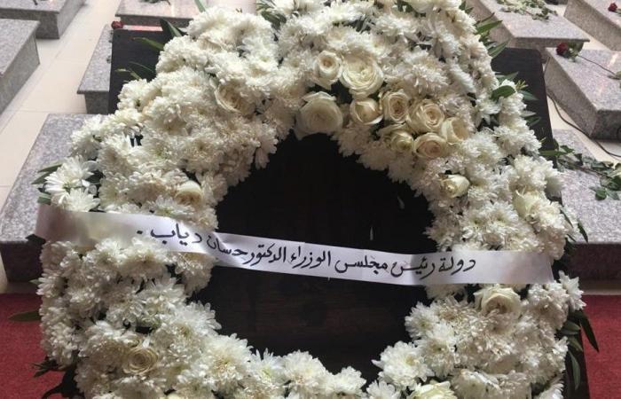 إكليل زهر من دياب لضحايا مجزرة قانا
