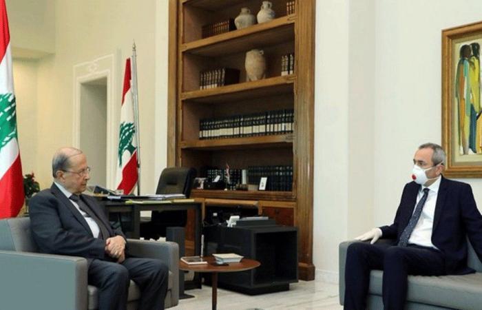العلاقات اللبنانية – البريطانية بين عون ورامبلينغ