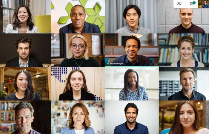 جوجل تطلق خدمتها للمكالمات المرئية الجماعية Google Meet مجاناً للجميع