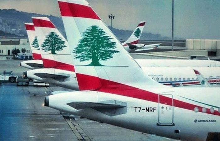 """استئناف الرحلات.. 6 طائرات من الـ""""MEA"""" تصل الخميس"""