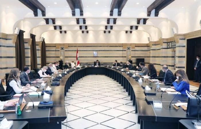 مجلس الوزراء يوافق على تأجيل تحرير سعر صرف الليرة