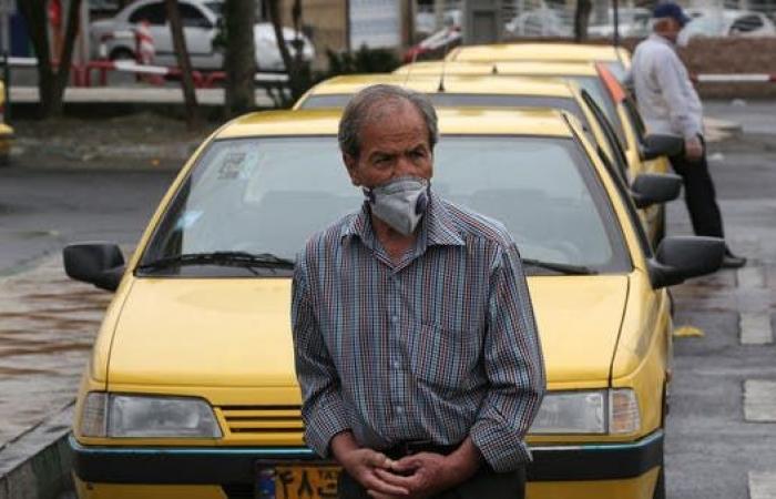 إيران   إيران: وفيات كورونا 6028 والإصابات تقترب من 95 ألفا