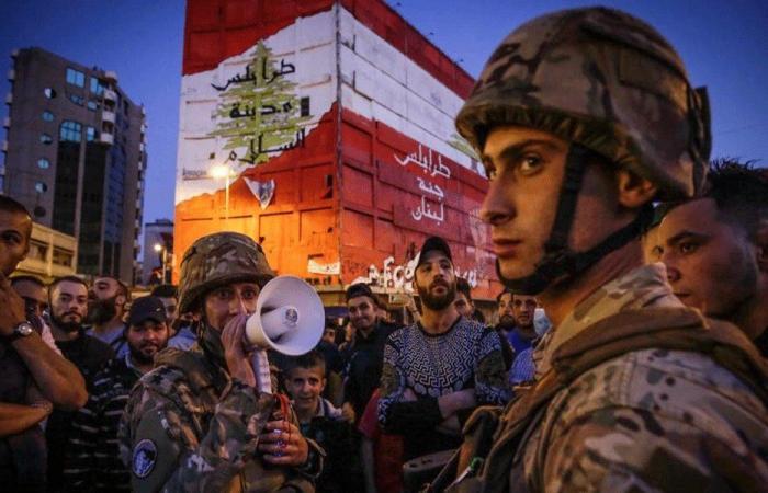 تحركات تضامنية مع الجيش في طرابلس (فيديو)