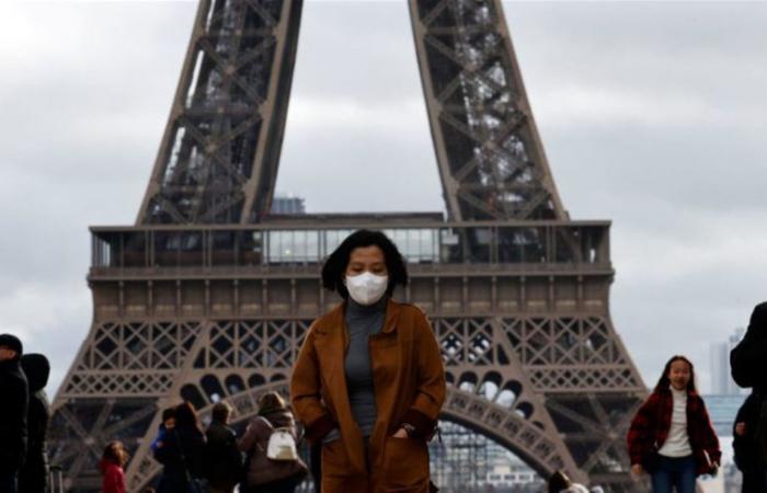 كورونا يهوي باقتصاد فرنسا في أسوأ ركود