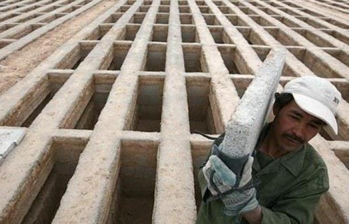 إيران | عضو في بلدية طهران: دفنا 13 ألف شخص في شهرين