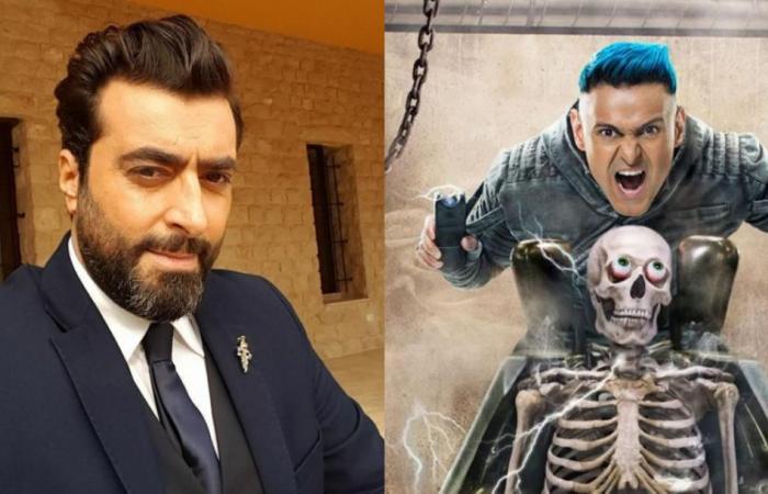 باسم ياخور: رامز مجنون رسمي مؤذي نفسيا.. وأجري شككني بالمقلب