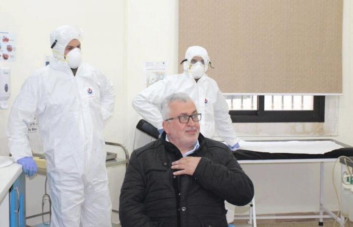 وزارة الصحة بدأت بإجراء فحوصات PCR عشوائية في زغرتا