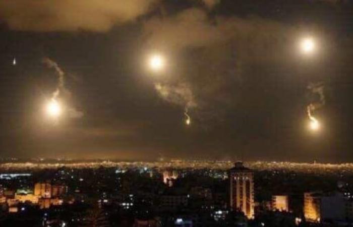 سوريا   إسرائيل تقصف مواقع للنظام وميليشيات إيران بالقنيطرة