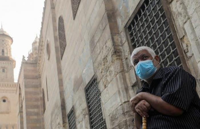 مصر | أعلى حصيلة يومية في مصر.. 358 إصابة بكورونا و14 وفاة