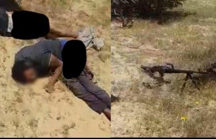 مصر   عملية نوعية في سيناء.. واستهداف إرهابيين شديدي الخطورة