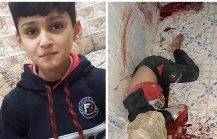 العراق | جريمة مروعة في الموصل.. طفل الـ8 سنوات مهشم الرأس