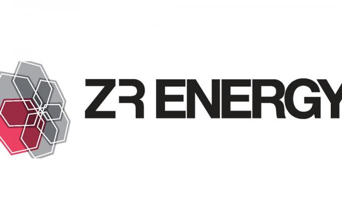 ختم مكاتب شركة ZR Energy في الذوق بالشمع الأحمر