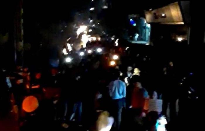 مسيرة مطلبية في شوارع طرابلس