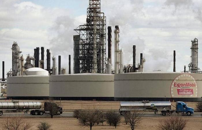 النفط يكبد إكسون خسائر بملايين الدولارات