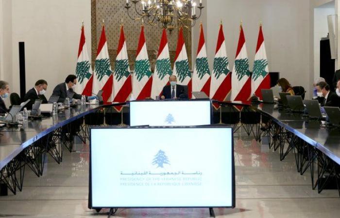 هل المطلوب رأس النظام اللبناني؟