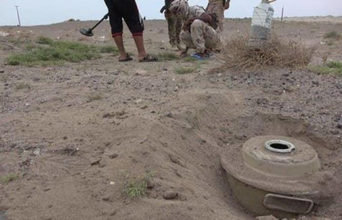 اليمن | لغم زرعته ميليشيا الحوثي يقتل يمنياً ويدمر سيارته