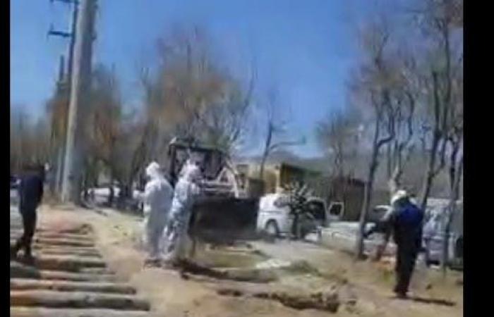 إيران   وفيات كورونا بإيران ترتفع لـ6203.. وتوجه لفتح مساجد