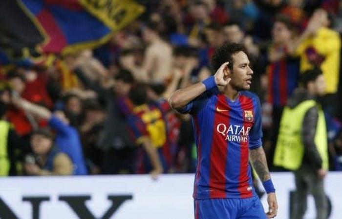 نيمار يرفض أموال باريس من أجل العودة إلى برشلونة