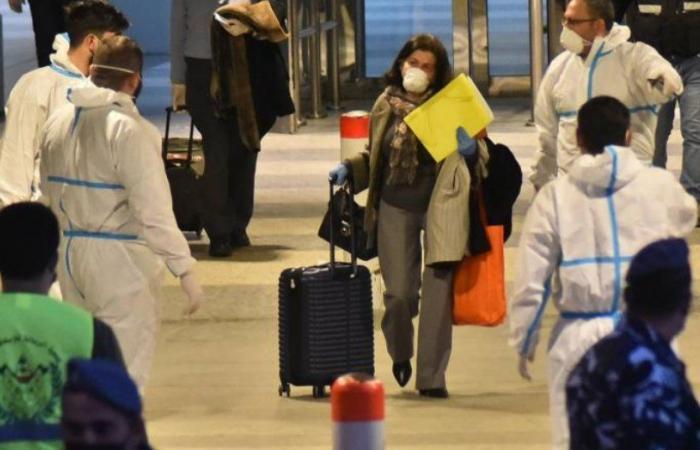 كورونا لبنان… 3 إصابات وافدة من الخارج