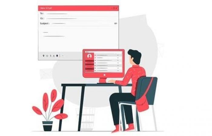 8 أخطاء يجب تجنبها عند استخدام البريد الإلكتروني في الع