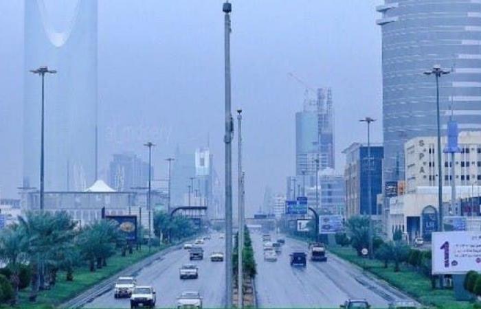 السعودية | أسبوع ماطر على الجزيرة العربية وجنوب السعودية الأغزر
