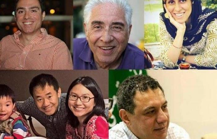 إيران | إيران تعرض مبادلة 17 معتقلا أجنبيا لديها بسجنائها في الغرب