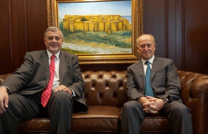 ريفي: لضرورة تمسّك الدولة في لبنان بمظلة الشرعية الدولية