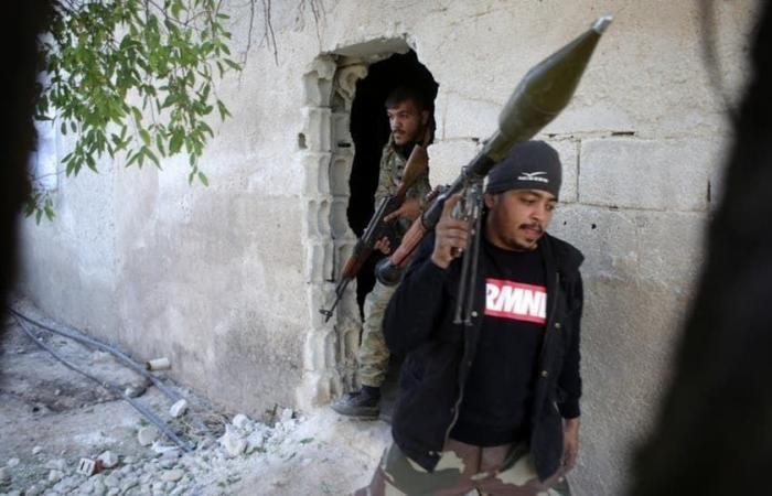 بعد الانشقاقات..الجيش الليبي يضرب معقل المرتزقة بطرابلس