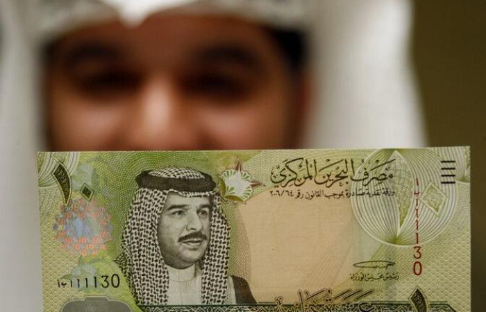 البحرين تتلقى نحو 5 مليارات دولار من دول خليجية