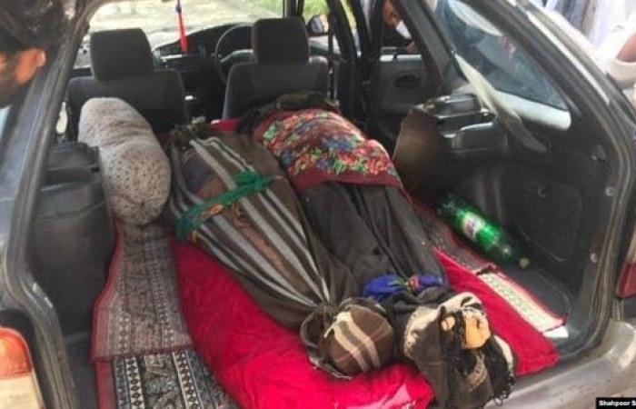 إيران | إيران تغرق لاجئين أفغاناً.. وأميركا تدخل على الخط