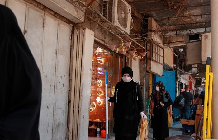 العراق   الجائحة تدفع العراقيين لبراثن الفقر وتوقظ ذكريات مؤلمة