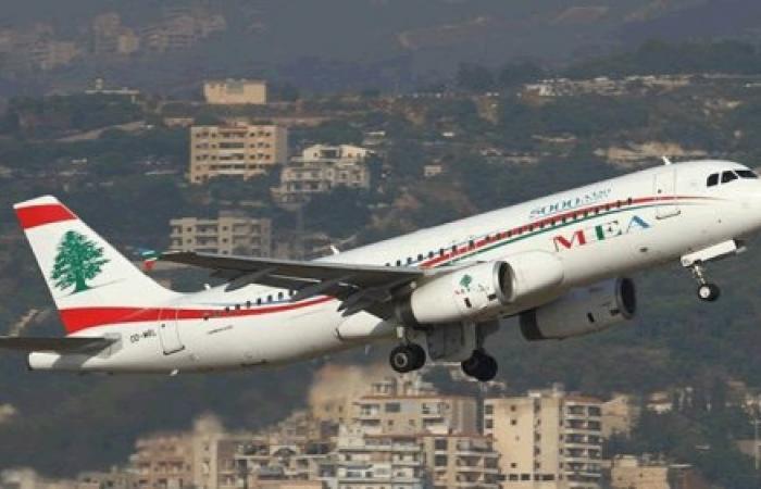 إليكم جدول رحلات الـ MEA للمرحلة الثالثة من عملية إجلاء اللبنانيين