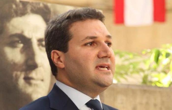 نديم الجميل: لا خلاص للبنان قبل حل مشكلة السلاح غير الشرعي