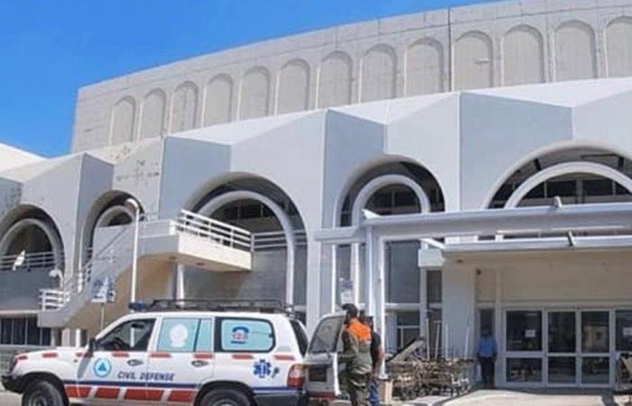 مستشفى الحريري: 4 حالات إيجابية و3 حالات شفاء